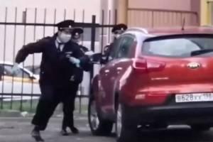 В Дятькове поймали убегающего от полиции сына депутата-единороса