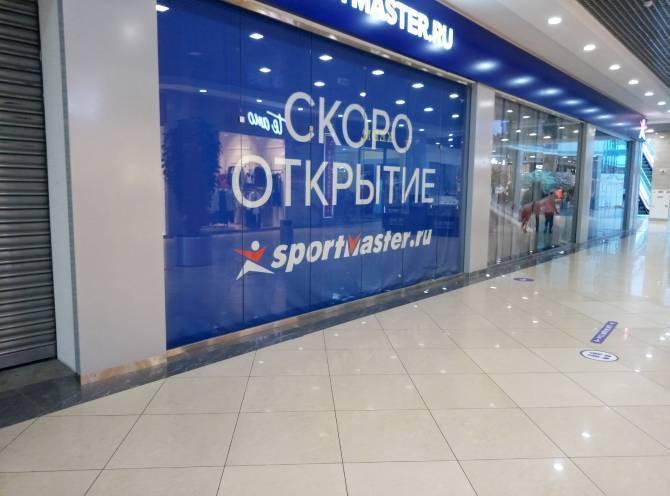 В брянском «Спортмастере» женщина убежала с покупками из-за ошибки Сбербанка