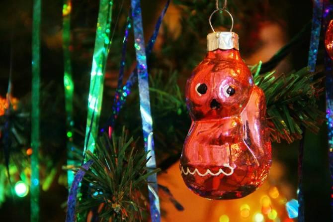 Юных брянцев научат делать новогодние игрушки
