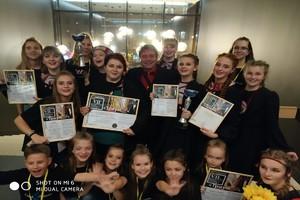Новозыбковские юные артисты стали лауреатами всероссийского конкурса