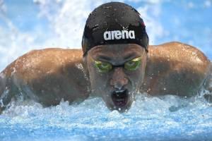 Брянский пловец Илья Бородин стал чемпионом Европы