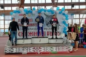 Брянский легкоатлет Захар Соболев стал призером международных соревнований