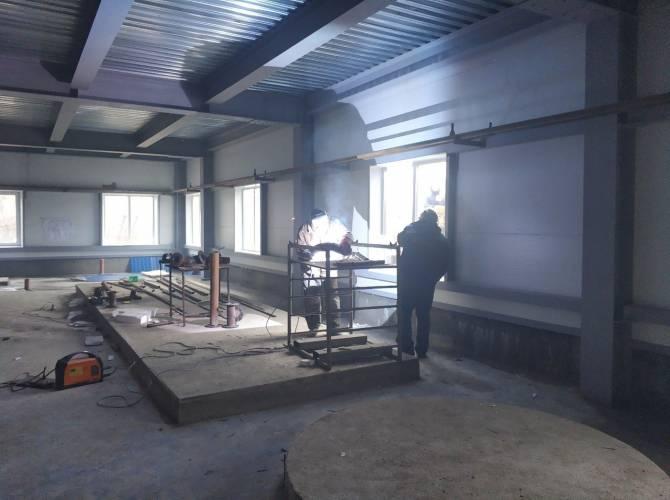 В Стародубе сыровары строят очистные сооружения