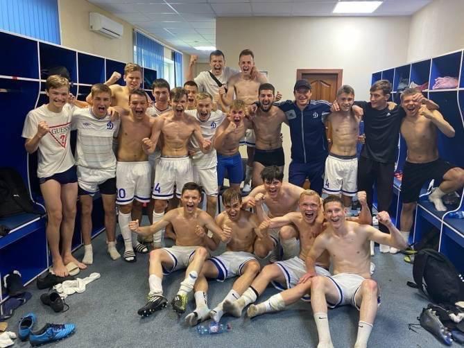 Молодежка брянского «Динамо» сыграет с курским «Авангардом»