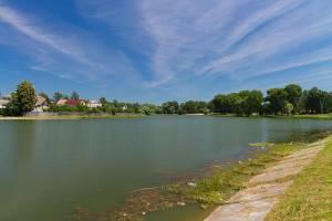 В озере Карна в центре Новозыбкова нашли бактерии из канализации