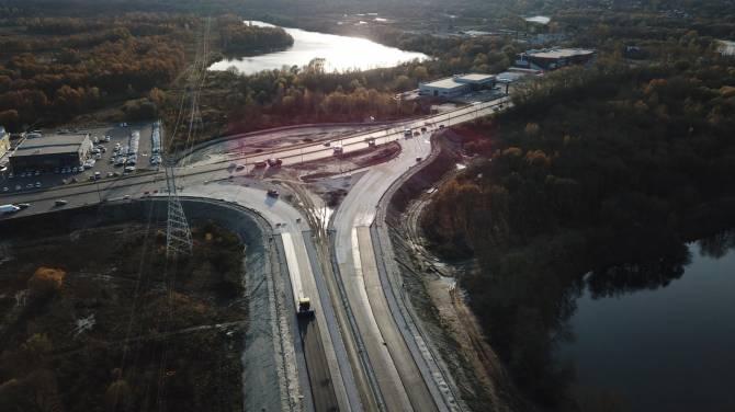 В Брянске построят 6 километров новых дорог