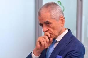 Геннадий Онищенко связал высокую заболеваемость брянцев раком с Чернобылем