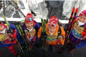 Брянский лыжник Большунов взял серебро в составе сборной страны
