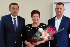 Путин наградил главную медсестру Брянской детской горбольницы №1