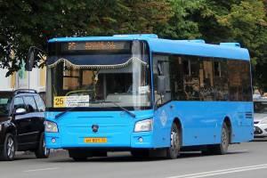 В Брянске пожаловались на вечерние гонки водителя автобуса №25