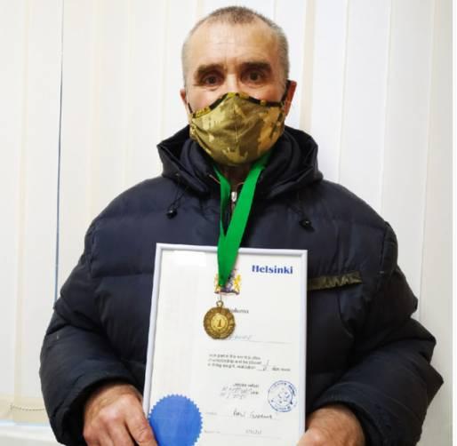 Брянский спортсмен взял золото чемпионата Мира по джиу-джитсу