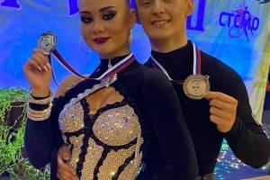 Брянские танцоры привезли золото «Серебряного оленя»