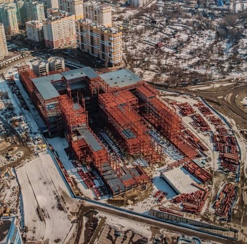 В брянском ТРЦ «МегаГРИНН» разместят гостиницу и 9 бассейнов