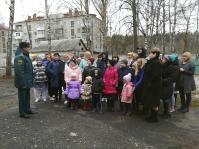 В Брянске эвакуировали реабилитационный центр для несовершеннолетних
