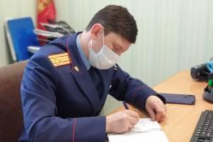 В Бытоши прокурор и следователь выслушали жалобы коммунальщиков