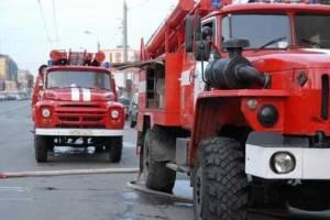 В Брянске из горящей многоэтажки эвакуировали 6 человек