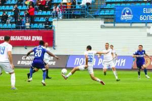 Брянское «Динамо» наказали за неправильную рекламу на первом матче ФНЛ