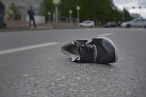 На брянской трассе в ДТП погиб 29-летний пешеход-нарушитель