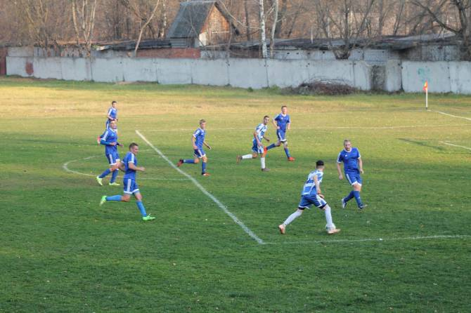 Карачевский футбольный «Спутник» сыграет против «Трубчевска»