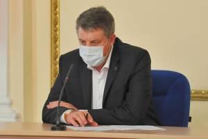 Брянская область оказалась в числе регионов с высокой смертностью от коронавируса