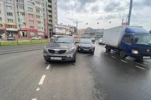 В Брянске ищут свидетелей ДТП на кольце по Советской