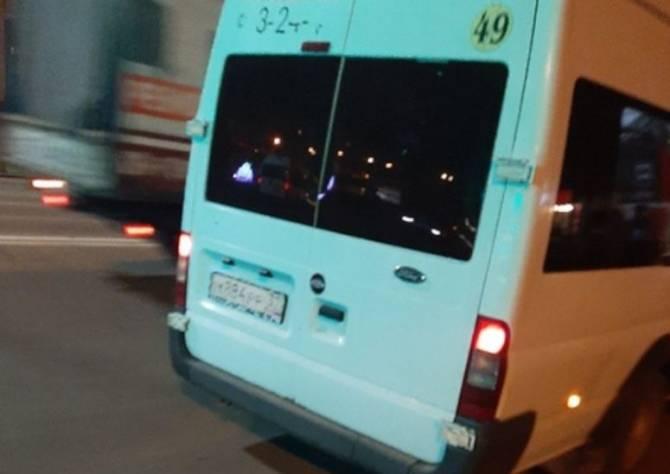 В Брянске пожаловались на режим работы маршруток №49