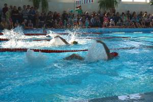 Брянская пловчиха Марьяна Гапеева установила рекорд на 100-метровке