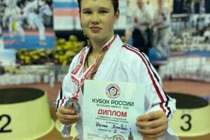 Сын брянского актера Шагина взял серебро Кубка России по каратэ