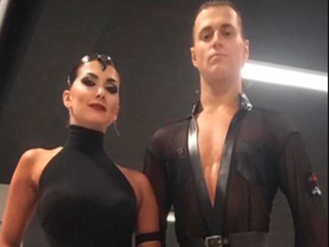 Брянские танцоры стали вторыми на чемпионате мира