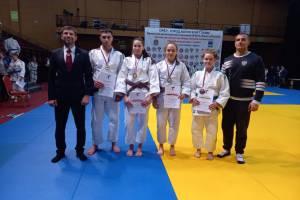 Брянцы взяли 4 медали на всероссийских соревнованиях по дзюдо