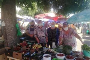 Арбитражный суд признал незаконным закрытие овощной ярмарки в Клинцах