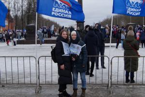 Солнце, воздух и вода: Брянск провел «Лыжню России - 2021»