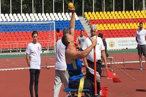 Брянец Александр Хрупин победил на чемпионате мира по легкой атлетике