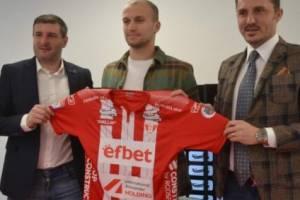 Брянский футболист подписал контракт с клубом из Румынии