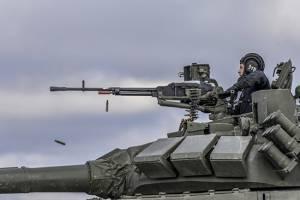 Под Брянском танкисты уничтожили беспилотники террористов